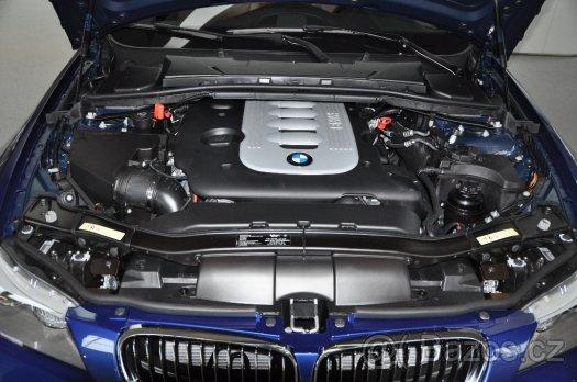 Prodám motor z BMW e91 335d 210kw 306D5 140tis km