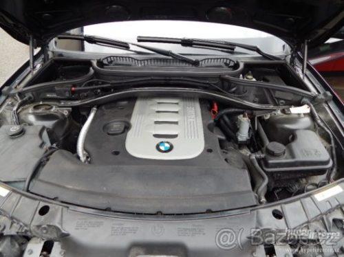 Prodám motor z BMW X3 e83 3,0sd 210kw najeto 147tis km 306d5