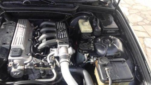 Prodám motor z BMW e36 318tds 66kw M41D17 174D1