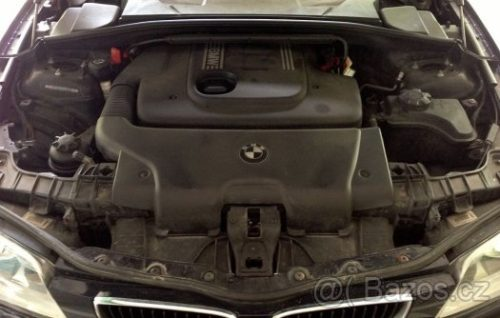 Prodám motor z BMW E87 118d M47N2, 204D4,90kw 112tis km