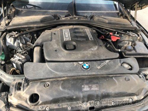 Prodám motor z BMW e61 520d 120kw 204D4, najeto 170tis km