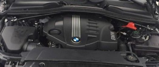 Prodám motor z BMW e61 520d 130kw N47D20C najeto 180tis km