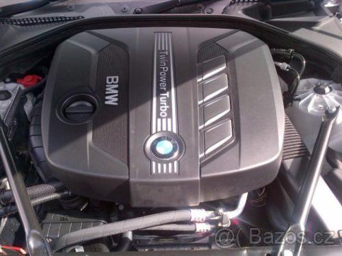Prodám motor z BMW F10 525xd 160kw N47D20D 170tis km