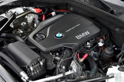 Prodám motor z BMW F20 120d xdrive B47D20A 140kw, 8tis km