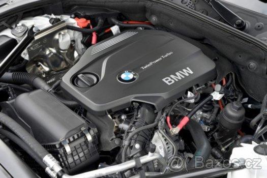 Prodám motor z BMW F32 420d xdrive B47D20A 140kw, 25tis km