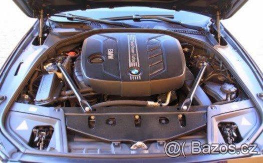 Prodám motor z BMW 520d F10/F11 135kw N47D20C,140 tis km