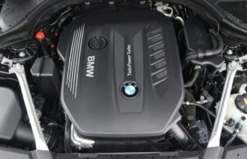 Prodám motor z BMW G11 730d xdrive, 2018 B57D30A 195kw