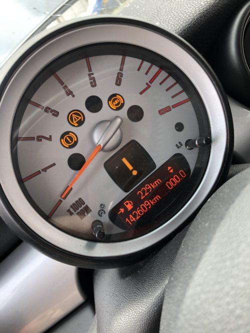 Prodám motor z MINI Cooper Clubman R55 R56 R57 N12B16A