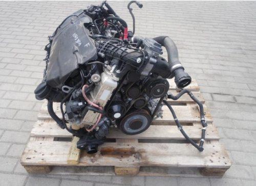 Prodám motor z BMW X3 F25, 30d 190kw, najeto 140tis