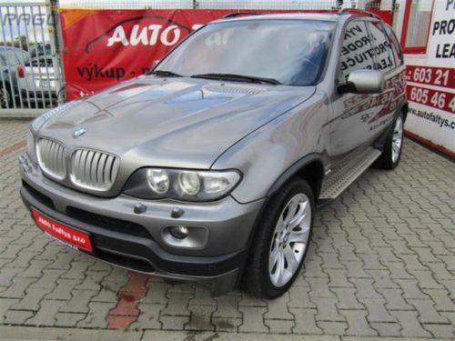 Prodám náhradní díly z BMW X5 e53 4,8is N62B48A