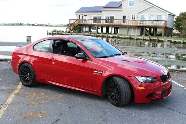 Prodám náhradní díly z BMW E92 M3 S65B40 manuál