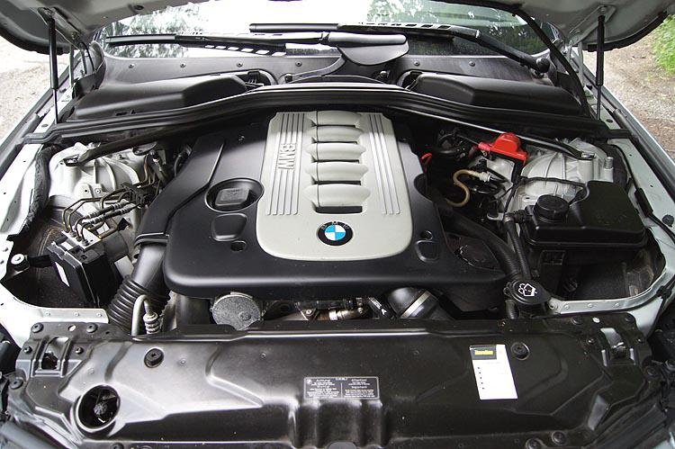 Prodám motor z BMW e60 306D2 M57D30 ,EURO4 najeto 180 tis km