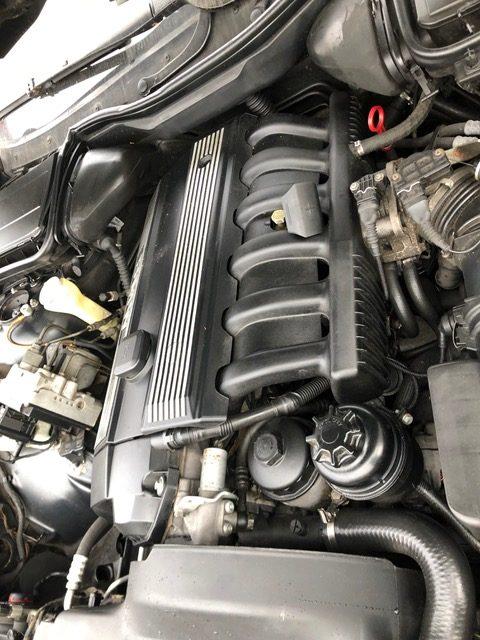 Prodám motor z BMW e39 528i 142kw, 286s1, najeto 220tis km