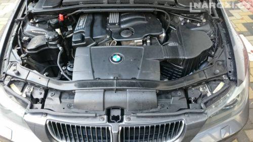 Prodám motor z BMW e90 320i N46B20B 110kw 203tis km