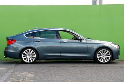 Prodám náhradní díly z BMW F07 GT 550i xdrive N63B44A