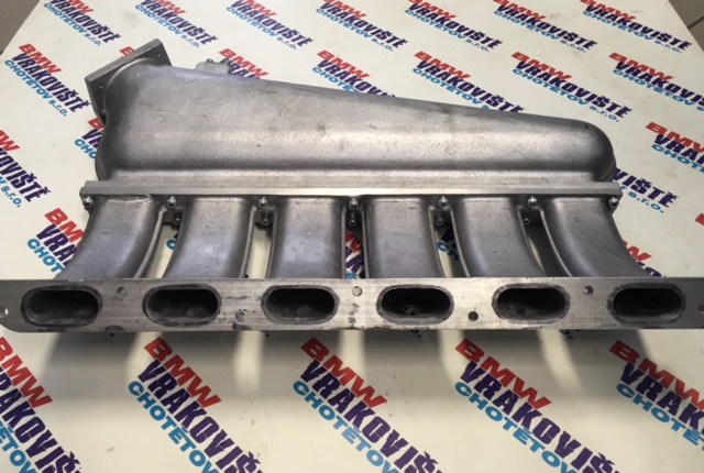 Závodní sání pro turbo motor M50 M52 / Intake manifold for turbo engine M50 M52