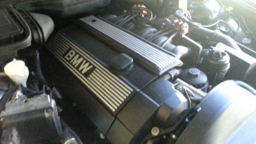 Prodám motor z BMW E39 520i M52B20, 110kw 206S3