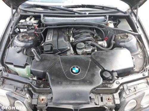 Prodám motor BMW E46 316Ti 85kw N42B18a, najeto 170tis km