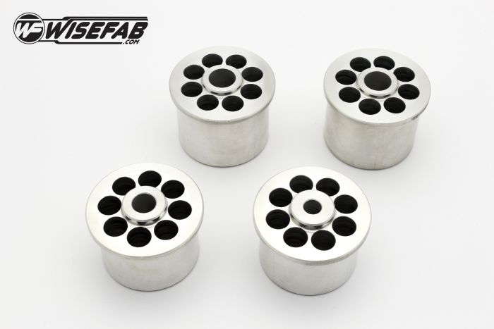 BMW E46 Rear Subframe Bushing Kit