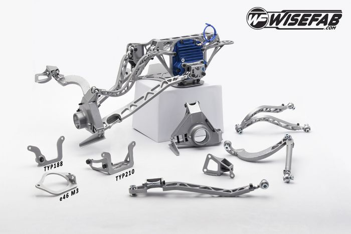 BMW e36 Rally e46M3 TYP210 Final Drive Kit