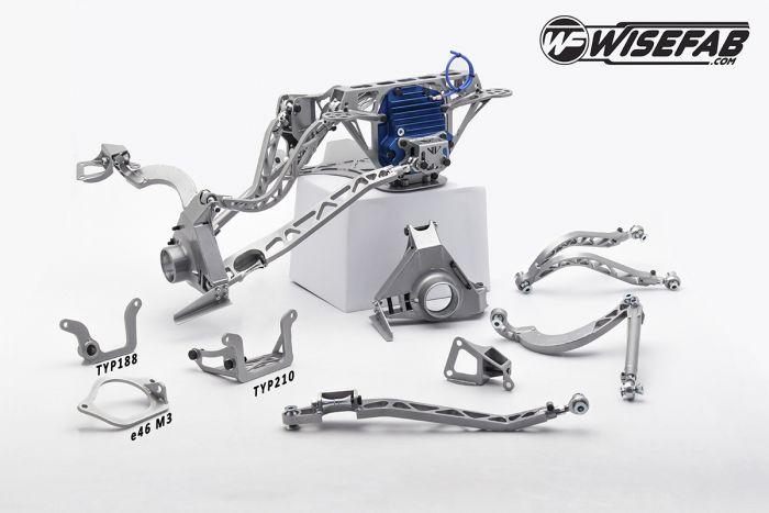 BMW e36 Rally e32 TYP210 Final Drive Kit